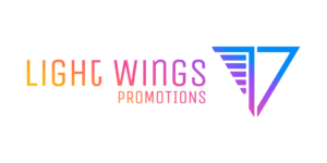 Light Wings Promotions Logo
