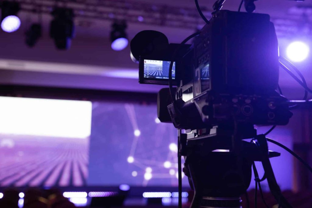 Video Production is one of our services